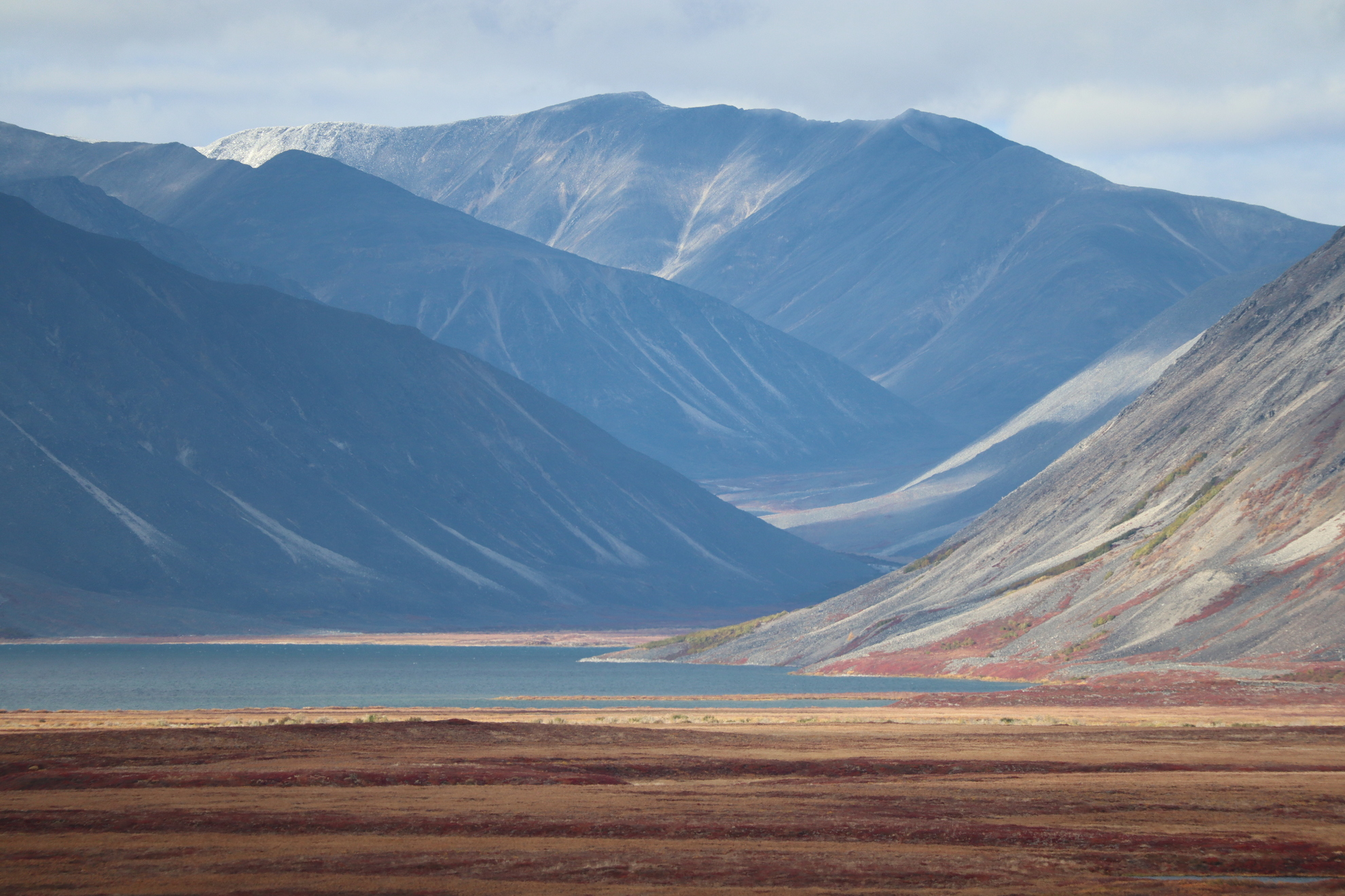 Anadyr Highlands in Chukotka 2020